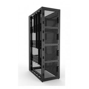 H6J78A - HP 36U 600mm x 1075mm Advanced Shock Rack