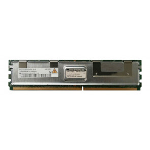 HYS72T256420HFA-3S-B - Qimonda 2GB DDR2-667MHz PC2-5300 Fully Buffered CL5 240-Pin DIMM 1.8V Dual Rank Memory Module