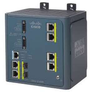 IE-3000-4TC-E - Cisco IE-3000 Layer 3 Industrial Ethernet Series Switch