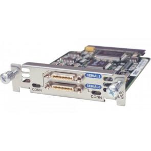 Cisco 2PT ASYNC/SYNC SER WAN I/F CARD