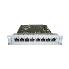 J4111A - HP ProCurve 8-Ports 10/100Base-T Switch Expansion Module