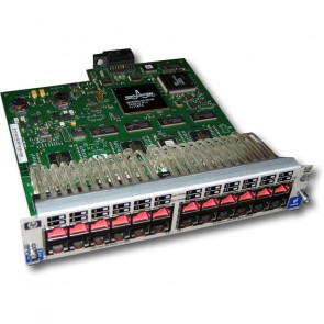 J4862-69201 - HP ProCurve 4104GL 24-Ports 10/100Base-TX Ethernet Switch Module