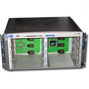 J4865A#ABB - HP ProCurve 4108GL Networking Ethernet Switch 8-Slot Chassis with 1 Power Supply Module