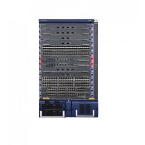 JC125B - HP Managed Chassis Switch Rack-Mountable
