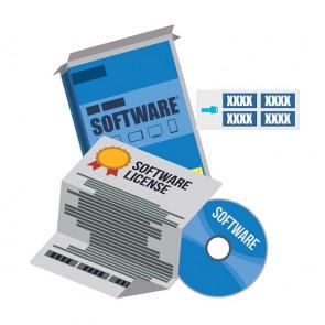 L-ASACSC20-500UP1Y-2 - Cisco ASA 5500 CSC-SSM-20 500-User w/ Plus Lic. Renewal (1-year)