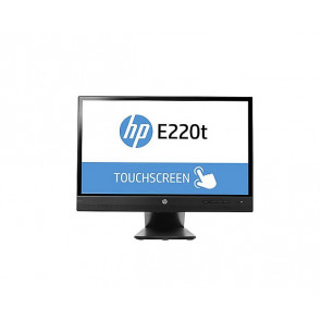L4Q76A8#ABA - HP EliteDisplay E220t 21.5-inch Widescreen (1920x1080) VGA/DP Touch Monitor