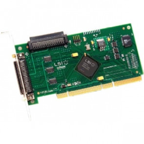 LSI00011-F - LSI Logic LSIU320 Single-Channel Ultra320 SCSI Host Bus Adapter - 320MBps - 1 x 68-pin HD-68 Ultra320 SCSI - SCSI External 1 x 68-pin HD-68