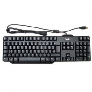 M868N - Dell Alienware Y-U0008-O USB Ultimate Gaming Keyboard With Palm Rest Black