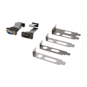 MA-BK01-LP1K - Nvidia XFX VGA Low-Profile Bracket Kit