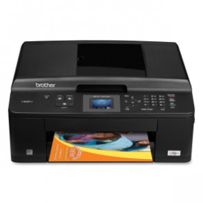 MFC-J425W - Brother MFC-J425W Multifunction Printer Color 33 ppm Mono 26 ppm Color 1200 x 6000 dpi Printer Copier Scanner Fax Wi-Fi: YesYes (Refurbis