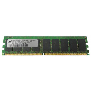 MT18HTF25672AY-667A3 - Micron Technology 2GB DDR2-667MHz PC2-5300 ECC Unbuffered CL5 240-Pin DIMM 1.8V Dual Rank Memory Module