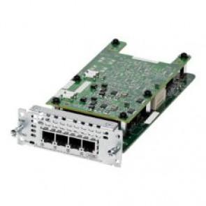 Cisco 4PT NTWK I/F MOD EAR AND MOUTH