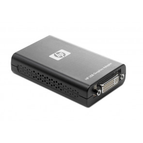 NL571AA - HP USB to DVI External Graphics Multiview Adapter