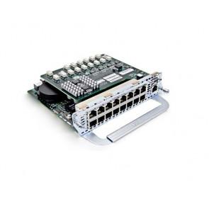 NM-16ESW-PWR - Cisco 16 Port Inline POE Network Module