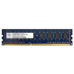 NT4GC64B8HG0NF-DI - Nanya 4GB DDR3-1600MHz PC3-12800 non-ECC Unbuffered CL11 240-Pin DIMM 1.35V Low Voltage Dual Rank Memory Module