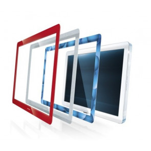 NW680 - Dell 15.4-inch LCD Front Trim Cover Bezel Plastic