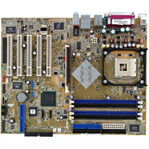P4P800 - ASUS Single Socket 478 Mainboard (Refurbished)