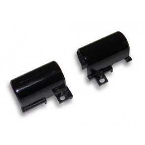 P584F - Dell Hinge Cover Fips Reader Power Button Assembly