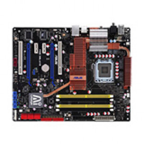 P5EDELUXE - ASUS P5E Deluxe Ai Lifestyle Series Intel X48/ ICH9R Chipset Core2 Quad/ Core2 Extreme/ Core2 Duo/ Pentium Extreme/ Pentium D/ Pentium 4 Pro
