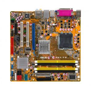 P5K-VM - ASUS Intel G33/ ICH9 Chipset Core 2 Quad/ Core 2 Extreme/ Core 2 Duo/ Pentium Extreme/ Pentium D/ Pentium 4 Processors Support Socket 775 mi