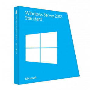 P73-06165 - Microsoft Windows Server 2012 R2 Standard X64 English 2CPU/2VM