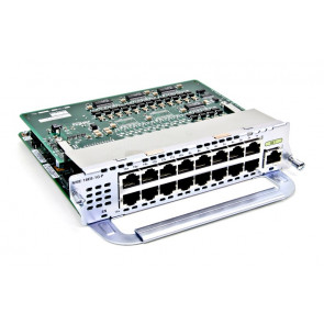PA-4E1G-75 - Cisco 7200 Series 4-Port E1 G.703 Serial Port Adapter (75ohm/Unbalanced)