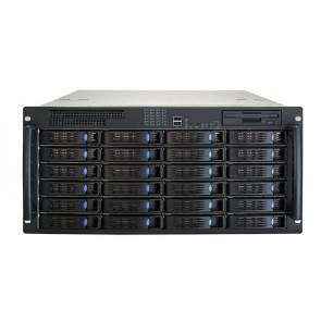 Q1J01A - HP Modular Smart Array 2050 Dual Controller 120/230V AC 2U Rack-Mountable SAN Storage