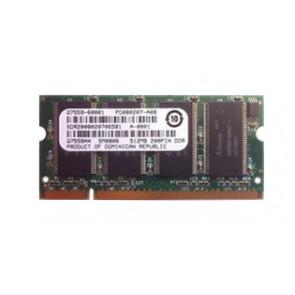 Q3931-67904 - HP 512MB DDR-167MHz Non-ECC Unbuffered 200-Pin SoDimm Memory Module for LaserJet CP6015dn/CP6015x/CP6015xh Series Printers