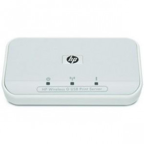 Q6302A - HP 2101nw Wireless G Print Server 1 x USB 1 x Micro USB Wi-Fi IEEE 802.11b/g External