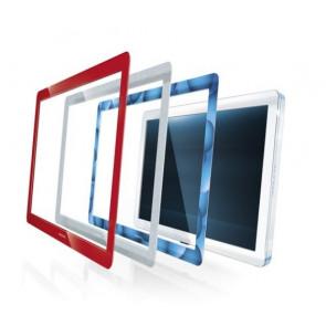R656R - Dell LCD Front Trim Cover Bezel Plastic Studio 1457 / 1458