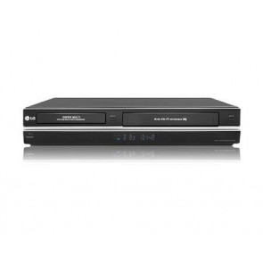 RC797T - LG Electronics LG Super-Multi DVD/VHS Recorder with Digital Tuner Black (Refurbished)