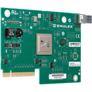S26361-F3874-E1 - Fujitsu LPe1205-FJ Emulex LightPulse Fibre Channel Host Bus Adapter - 2 x - PCI Express x8 - 8.50 Gbps