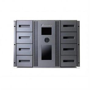 SL500-30L4IBSCZ - Sun StorageTek SL500 Tape Library Bundle 30 Slots Base Module (SCSI Interface) with 2 x IBM LTO4 SCSI Drives RoHS-5 Compliant