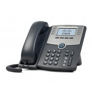 SPA508G - Cisco SPA 500-Series 8-Line POE LCD IP Phone