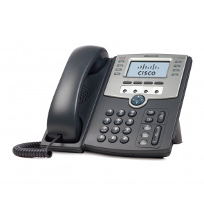 SPA509G - Cisco SPA 500-Series 12-Line POE LCD IP Phone