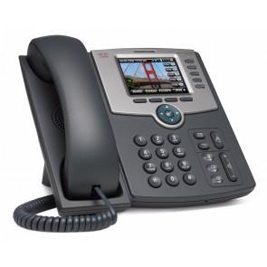 SPA525G2 - Cisco SPA 500-Series 5-Line POE Color LCD IP Phone