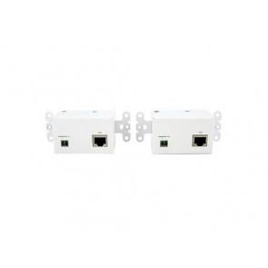STUTPWALLA - StarTech VGA Wall Plate Video Extender over Cat5 with Audio