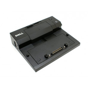T308D - Dell E-Port USB 3.0 Advanced Port Replicator with AC Adapter for Latitude E-Family Laptops