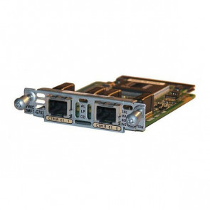 VWIC2-2MFT-G703-RF - Cisco 2-Port G.703 Multiflex Trunk Voice/WAN Interface Card