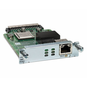 VWIC3-1MFT-G703= - Cisco 1pt 3gen Multiflex Trunk Voice/wan Int Card G.703
