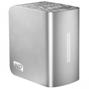 WDH2Q10000N - Western Digital My Book Studio Edition II WDH2Q10000N Hard Drive Array - 2 x HDD Installed - 1 TB Installed HDD Capacity - USB 2.0 FireWire