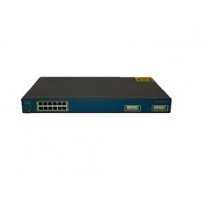 WS-C3560E-12SD-S - Cisco 3560-E Series 12-Port Gigabit SFP 2-Port X2 Switch