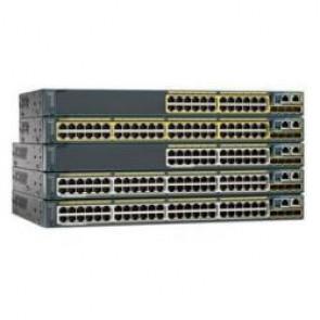 WS-C3560X-24T-L - Cisco 3560-X Series 24x Gigabit Ethernet LAN Base Switch