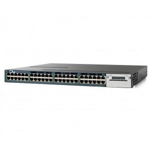 WS-C3560X-48P-E - Cisco 3560-X Series 48-Port Gigabit PoE+ IP Services Switch