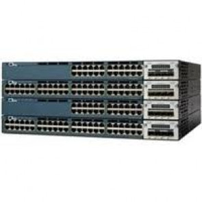 WS-C3560X-48PF-S - Cisco 48 Port Gigabit Switch