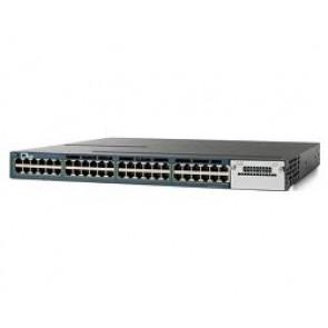 WS-C3560X-48T-E - Cisco 3560-X Series 48-Port Gigabit Standalone Switch