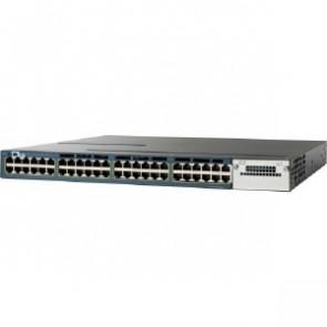 WS-C3560X-48U-S - Cisco Catalyst 3560X Series 48 x UPOE IP Base Switch