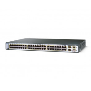 WS-C3750-48TS-S - Cisco 3750 48 Port Catalyst Switch