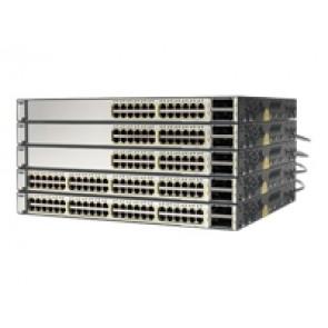 WS-C3750E-48TD-S - Cisco 3750E Series 48-Port Gigabit 2-Port X2 Based 10G Ethernet