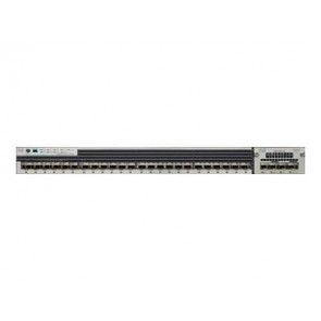 WS-C3750X-24S-E - Cisco 3750-X Series 24-Port Gigabit SFP Switch